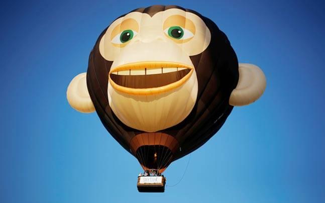 International hot air balloon festival, Israel