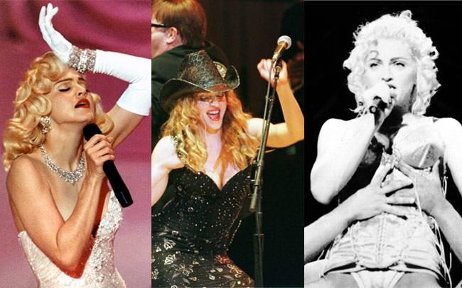 Madonna at 58