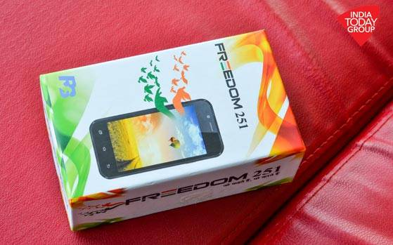 Freedom 251: It's real and it almost looks good enough