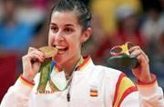 Carolina Marin,PV Sindhu,Badminton,Rio Olympics 2016