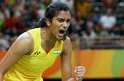 Rare photos of PV Sindhu, India's latest Olympic medallist