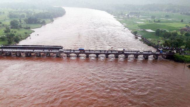 Mumbai-Goa Bridge Collapse