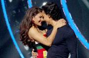 A Flying Jatt couple Tiger Shroff and Jacqueline Fernandez gave a scintillating performance on the sets of Jhalak Dikhhla Jaa 9.