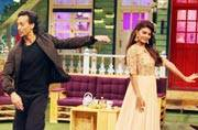 Flying Jatt Tiger Shroff grooves on The Kapil Sharma Show