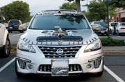This spiky Nissan Sentra looks badass