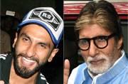 Celeb Spotting: Ranveer Singh seen outside Bhansali office, Amitabh Bachchan snapped at Mehboob Studios