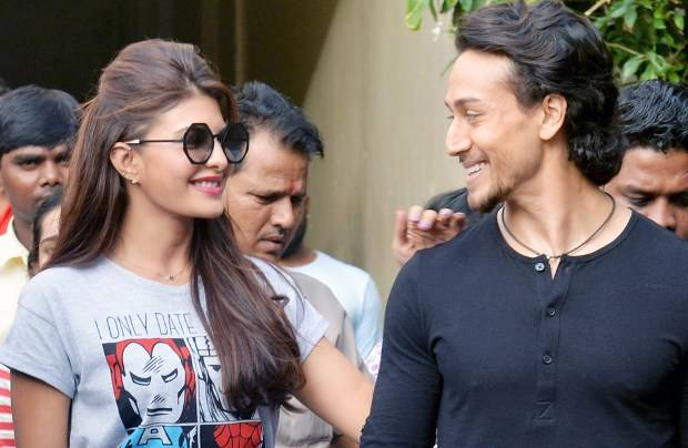 While Tiger Shroff and Jacqueline Fernandez were seen promoting A Flying Jatt, Poonam Pandey was spotted launching a new single called Judaaiyan.