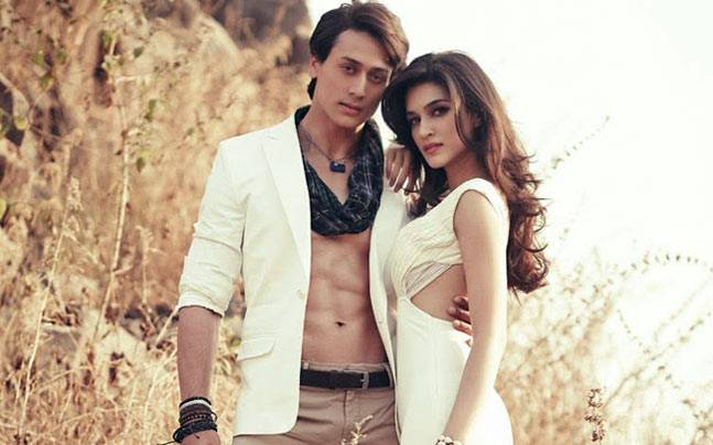 Tiger Shroff, with his boyish looks and affable personality, has been the butt of jokes ever since his debut film Heropanti hit the theatres. Here are ten instances where the Flying Jatt actor looked cuter than his heroines.