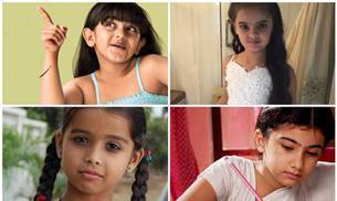 They light up the screen with their innocent presence and natural acting. Here are five child artists who are rocking Indian Television right now.