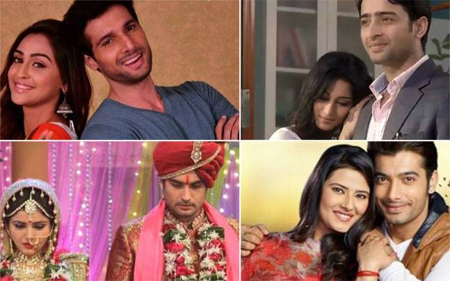 These jodis are winning hearts with their flawless chemistry. Meet the hottest couples in television right now.