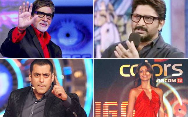 Come October and Bigg Boss is all set to return in a brand-new avatar with fresh faces and a changed format. Salman Khan will be hosting the show for seventh time in row; here's a look at all the hosts from Season 1 to 9.