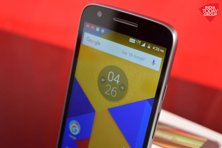 Moto E3 Power: Back to basics
