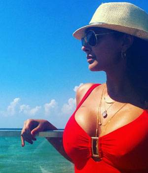 Lisa Ray had an amazing time in Lebanon and her Instagram posts will give you major travel goals.