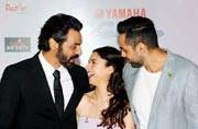 Abhay Deol, Aditi Rao Hydari, Arjun Rampal were all kinds of adorable at this beauty pageant finale