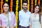 Divek to Mona Singh: Telly stars celebrate Ganpati Visarjan with Ekta Kapoor