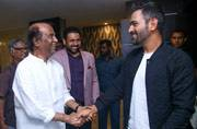India's limited-overs captain MS Dhoni, who was promoting the upcoming biopic MS Dhoni: The Untold Story in Chennai, met superstar Rajinikanth at his residence. Interestingly, MS Dhoni delivered one of Thalaivar's iconic dialogue from Padayappa.