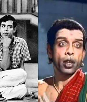 On the legendary comedian Nagesh's 83rd birthday, it is worth reminiscing the slapstick comedies of the Ethir Neechal actor. Here's a look at some much-hailed characters played by Nagesh.