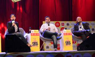 Chumbak,Shaving Company,India Today Mind Rocks 2016