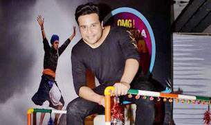 Krushna returns to hosting with OMG! Yeh Mera India 2
