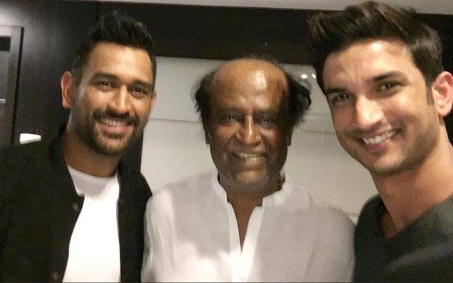 If Sushant Singh Rajput met Rajinikanth before the release of his film MS Dhoni: The Untold Story, actor Akshay Kumar turned into a clown for his daughter Nitara. Here's what B-Town was up to on Instagram this week.