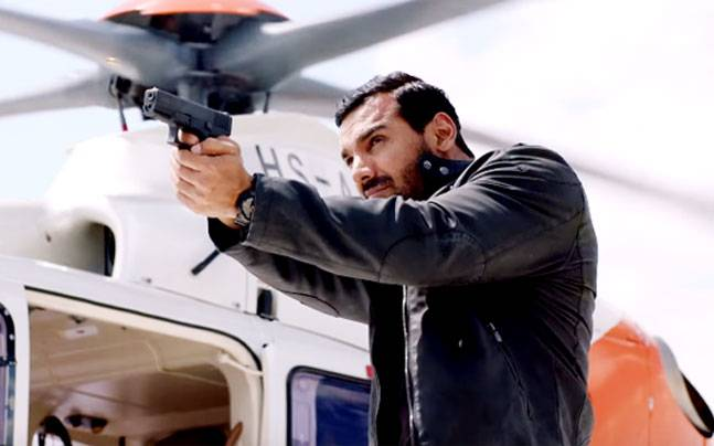 These 8 stills from the Force 2 trailer prove that Bollywood has turned a leaf with spy action movies.