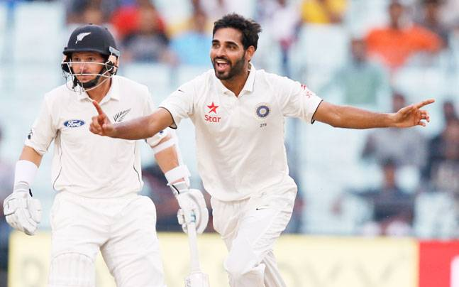 Bhuvneshwar Kumar, India-New Zealand, Wriddhiman Saha