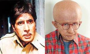From a cop in Maharashtra police to a patient of progeria, Amitabh Bachchan has played all kinds of characters. Altering his look as well.
