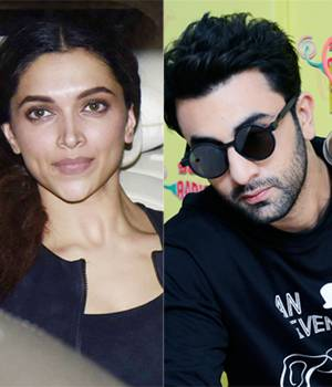 Deepika Padukone was seen driving into Sanjay Leela Bhansali's office right ahead of Padmavati, a zen-like Ranbir Kapoor was at a radio station to promote his latest release Ae Dil Hai Mushkil.