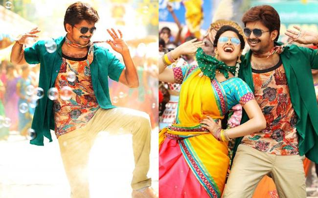 Now that the teaser of Ilayathalapathy Vijay's Bhairava may not be released on Diwali, the makers have revealed new posters from the film.