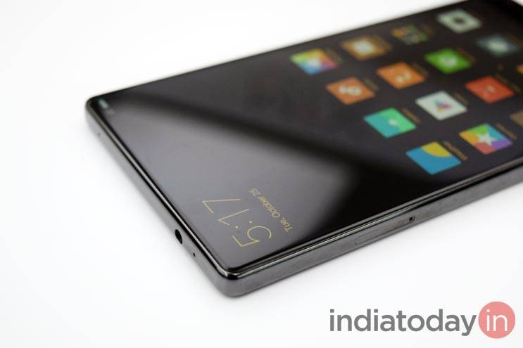 Xiaomi Mi Mix: The concept phone that's for real