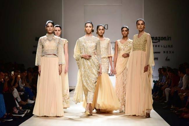 Amazon India Fashion Week, Day 3, Ashima-Leena, Rabani & Rakha, Siddhartha Tytler, Ilk, Ikai, Anupama Dayal
