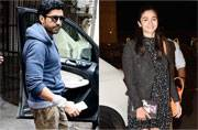 Alia Bhatt and Farhan Akhtar