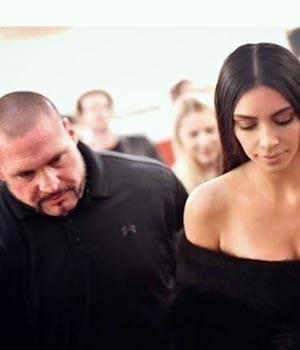 Pascal Duvier, Kim Kardashian