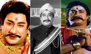On the thespian's 88th birthday, we give you five legendary characters played by Chevalier Sivaji Ganesan.