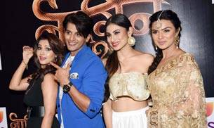 After the humongous success of Season 1, Naagin is all geared up to set fresh records. The new and the old cast members were present at the season launch.