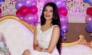 Digangana Suryavanshi celebrated her 19th birthday