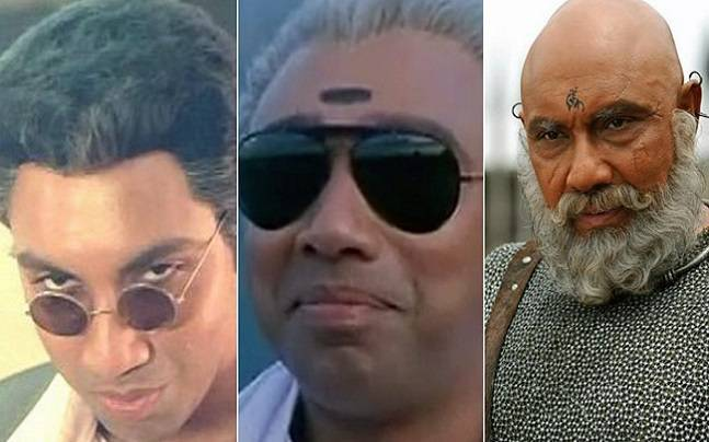 As Rangaraj Subbaiah aka Sathyaraj turns a year old today, we give you five kickass characters essayed by the Villadhi Villain star.