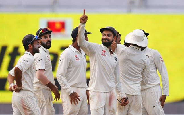 India-New Zealand, Tom Latham, Wriddhiman Saha, Virat Kohli, Mohammed Shami