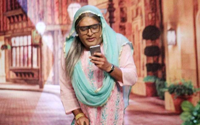 After Sunil Grover, Ali Asgar, Kiku Sharda and Kartikey Raj, Kapil Sharma will finally portray a female character on The Kapil Sharma Show.