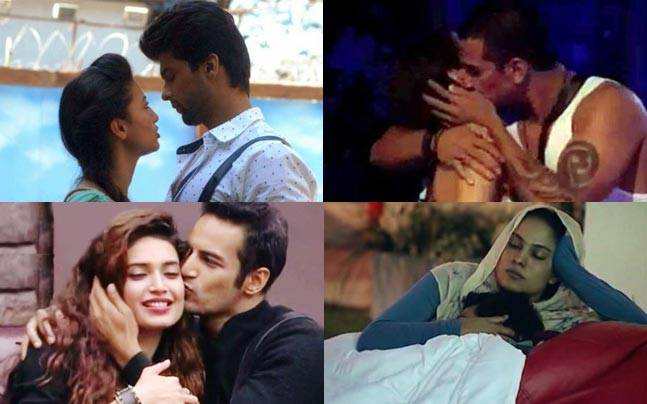 Apart from the bitter fights, Bigg Boss house is also known for its sweet romances. These are the love stories that viewers will always remember.