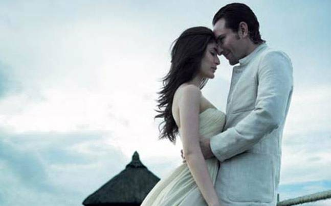 Saif-Kareena honeymoon