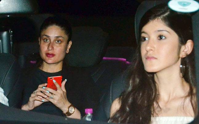 After weeks and weeks of tension, Ae Dil Hai Mushkil has got a green signal for release. And director Karan Johar soon organised the first screening of the film for his Bollywood friends.