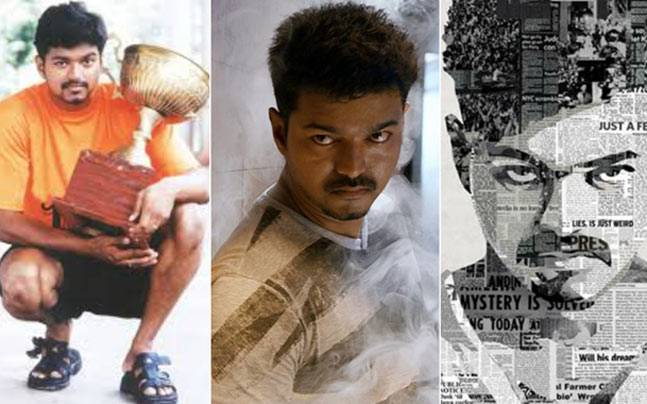 Actor Vijay is undoubtedly the most sought after 'commercial' hero in Tamil cinema. With the teaser of Bhairava already creating waves online, we give you five best entertainers of the Thupakki star.