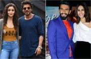 SRK-Alia and Ranveer-Vaani