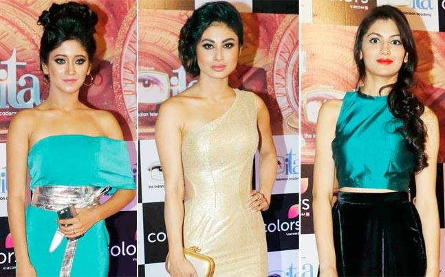 Almost the entire TV industry turned up at the Indian Television Academy Awards 2016. Here is a look at the best dressed TV celebs from the awards ceremony.