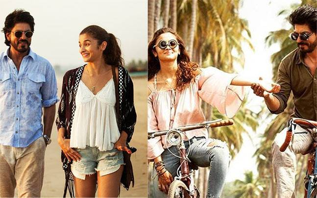 Before Shah Rukh Khan and Alia Bhatt are here to entertain you with the refreshing Dear Zindagi this Friday, we take a look at 10 stills from the Gauri Shinde film which are all the life goals you need.