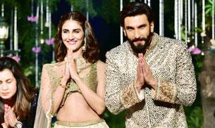 The lead pair from the upcoming movie, Befikre, also danced on a number from the Aditya Chopra film.
