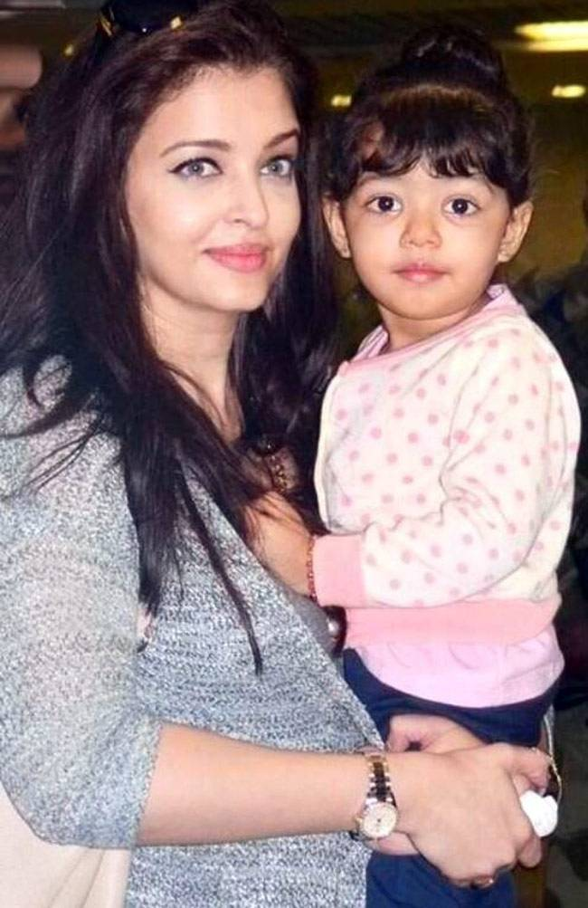Aaradhya Bachchan is one of the few star kids who have enjoyed a certain kind of stardom ever since her birth. And Aishwarya Rai Bachchan has been a doting mom, all this while.