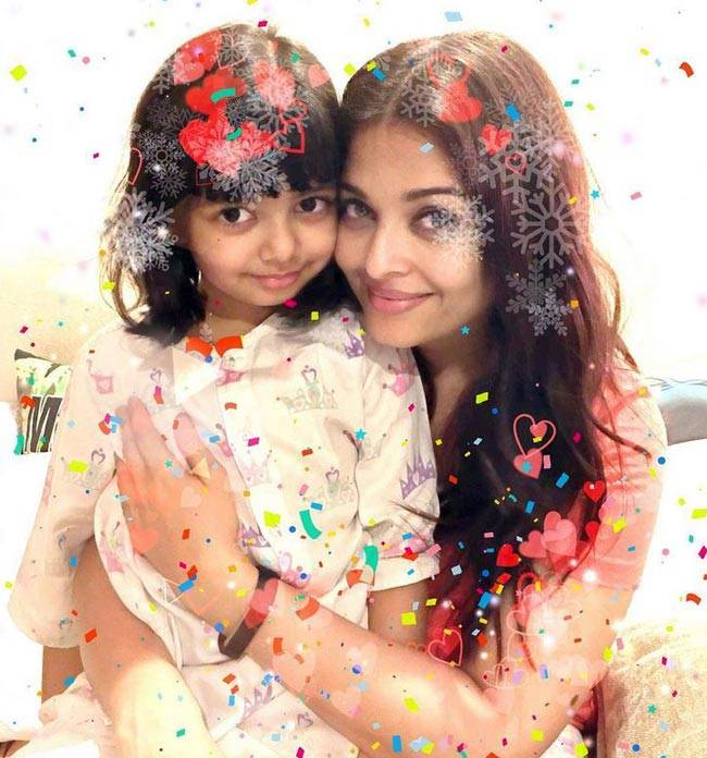 If Abhishek Bachchan shared an adorable photo of Aishwarya and Aaradhya on little one's birthday, Parineeti had a gala time with Chris Martin at Global Citizen Festival. Here's what B-Town was up to on Instagram this week.