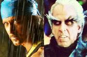 The first look of 'villain' Akshay Kumar from Enthiran's (2011) sequel 2.0, starring Rajinikanth, will be unveiled this Sunday. Before that, let's take a look at cinema's leading men who often took up villainous roles and surprised everyone.